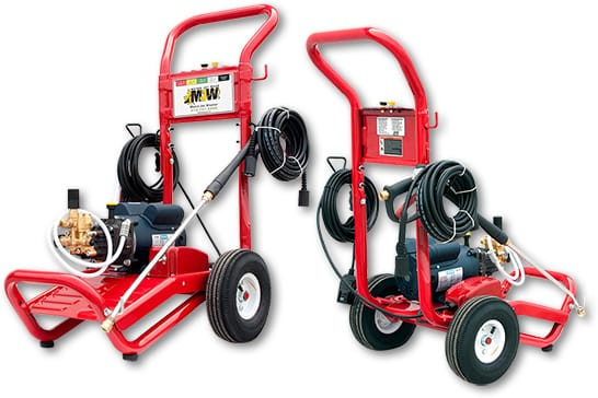 Property Maintenance Products - Metro Jet Washer