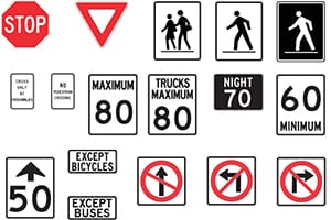 Property Maintenance Products - Signs